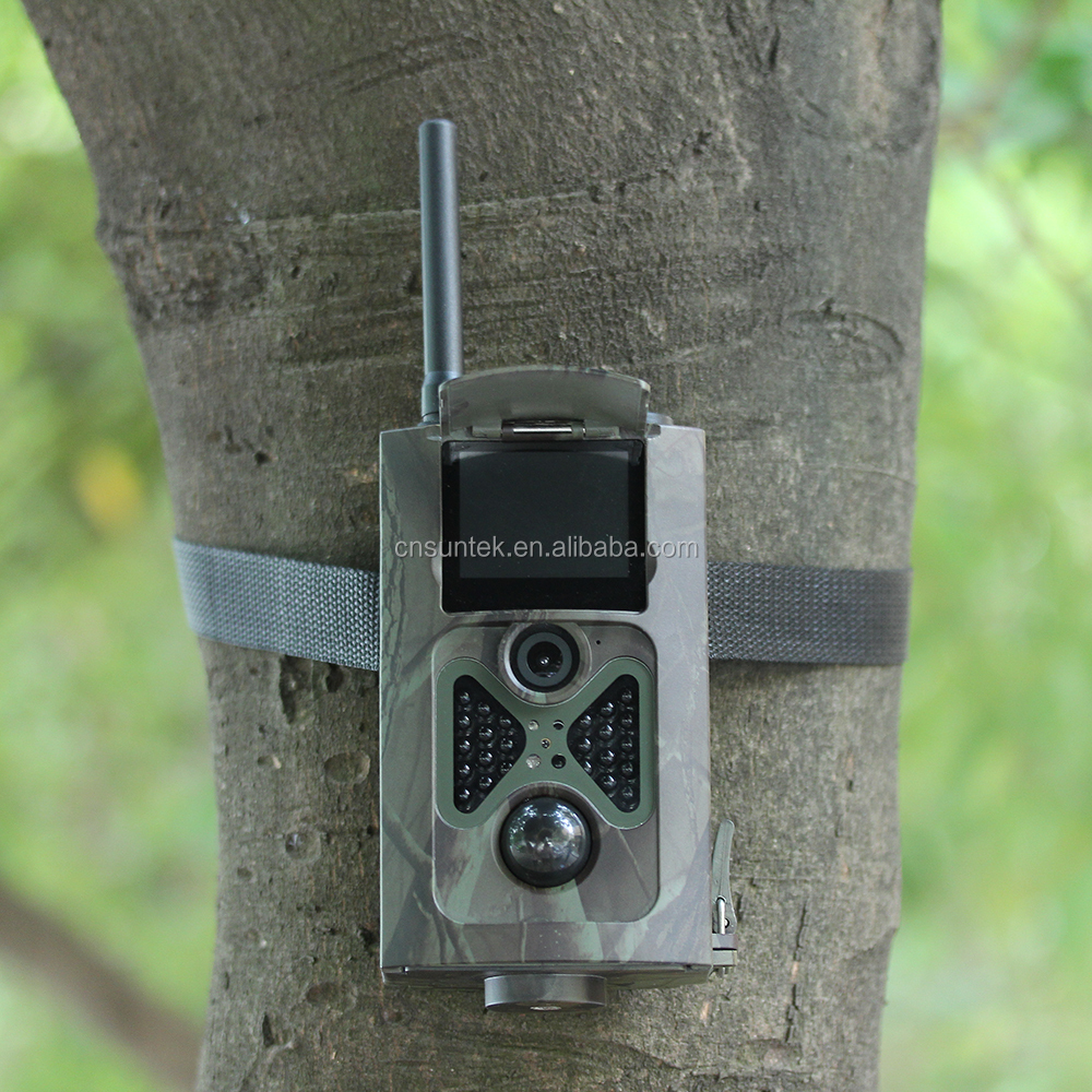 Mini 2G Handheld Hunting Trail Camera with 12MP 1080P 940nm Night Vision Scouting