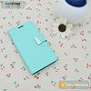 Fashion Style Luxurious Mercury Folio PU Leather Case for Samsung Galaxy Note 2