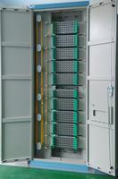 FTTH Multi-fibre Fanout Module Optical Fiber Distribution Cabinet