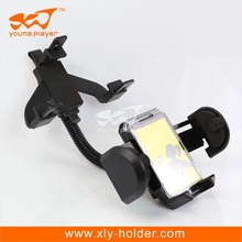 Newest 360 Degree Rotating Smart Phone Car Holde/Flexible Universal Mount Holder Sucker Stand Smartphone Car Holder/phone holder