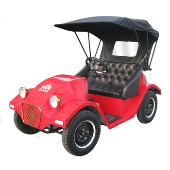 Top Quality Battery Powered Personal 2 Seater Mini Car Golf Vehicle