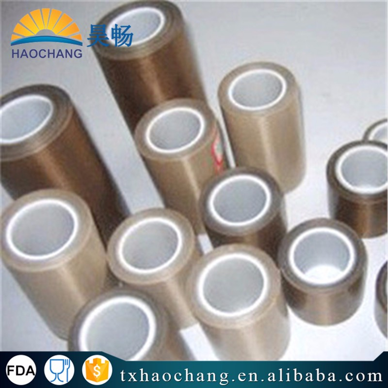Custom made Ptfe Tape ptfe coated glass fiber