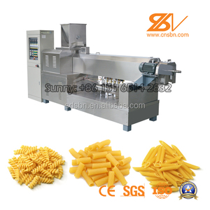 Professional 120KG/H Automatic Pasta Macaroni Making Machine Exporter In India