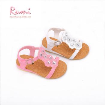 d7dbcb961e675 Good Quality Baby Diamond-ironing Shoes Children Cute Sandals ...