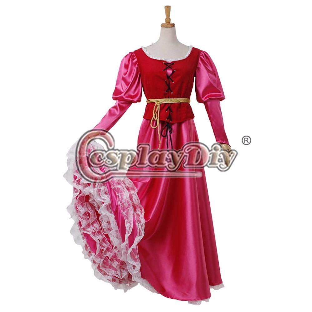 Renaissance Medieval 2017 Wedding Dresses A Line Burgundy: Popular Renaissance Wedding Dress-Buy Cheap Renaissance