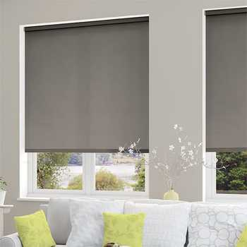 Home decoration items transparent roller blind for house
