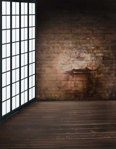 Fashion Durable Vinyl Indoor Photography Background