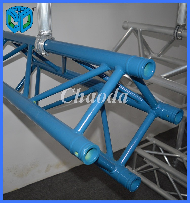 Cheap price easy install aluminum stage truss buy for Cheap truss systems