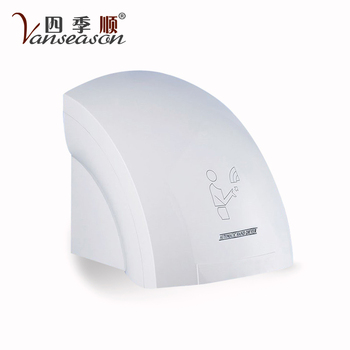Automatic high speed washroom and Wall mounted Toilet bathroom Jet Air Hand Dryer