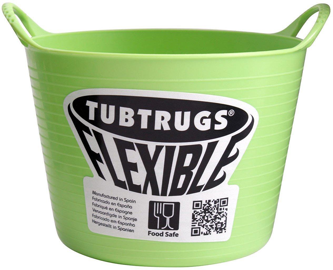Tubtrugs SPMICPST Flexible Pistachio Micro .37 Liter/12.5 Ounce Capacity