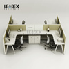 Environment height adjustable latest mental modern office table
