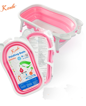 Pm3310 Karibu 2015 Fashion Portable Patented Baby Foldable Bath ...