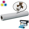 digital printable waterproof inkjet coated glossy pp synthetic paper for printing