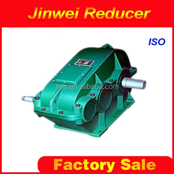 Zq cylindrical speed reducer / gearbox / gear box