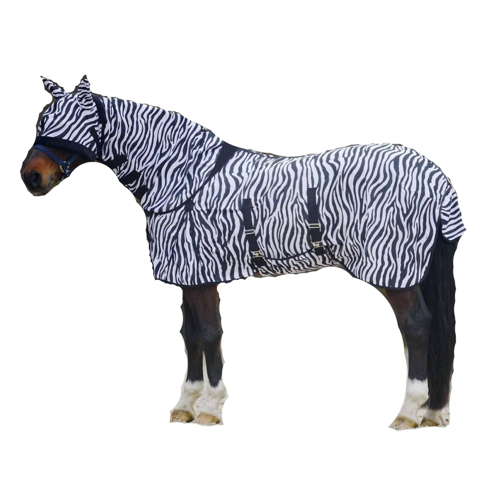 맞춤형 말 착용 코트 안정적인 깔개