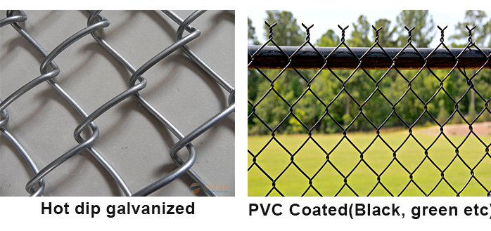 High Quality Zoo Mesh Pvc Coated Cyclone Wire Fence Price