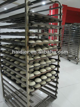Bread Equipment Bakery Rack Stainless Steel Hamburger Bread Tray