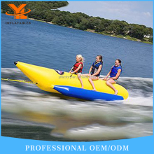 Hot sale Inflatable Banana Boat ,Inflatable Boat Play on Water