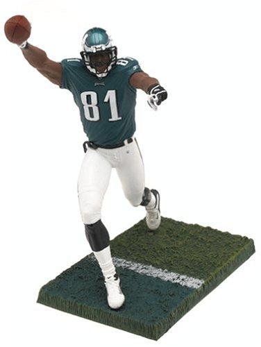 384f1dfd0d7 Get Quotations · McFarlane Toys NFL Sports Picks Series 10 Action Figure  Terrell Owens (Philadelphia Eagles) Green