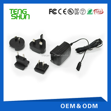 Usb power adapter 9 V 2000ma 2A 3A 6 V 2A UL CE FCC TÜV PSE