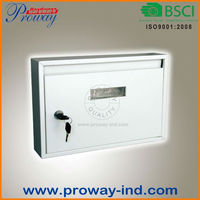 High quality outdoor letter box