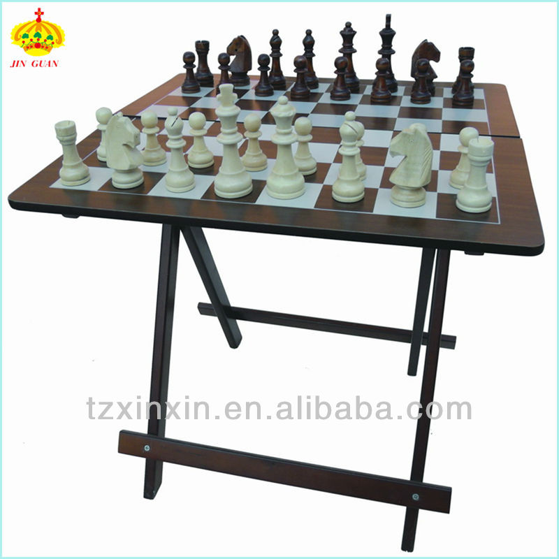 Merveilleux Wooden Indoor And Outdoor Foldable Chess Table For Family   Buy Folding  Chess Table,Outdoor Chess Table,Wooden Chess And Checker Table Product On  Alibaba. ...