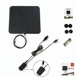 Factory price hdtv remote control rotating tv best antenna indoor digital make hdtv antenna
