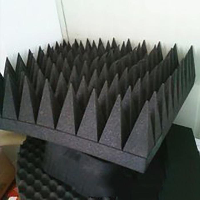 acoustique studio insonorisation mousse panneaux. Black Bedroom Furniture Sets. Home Design Ideas