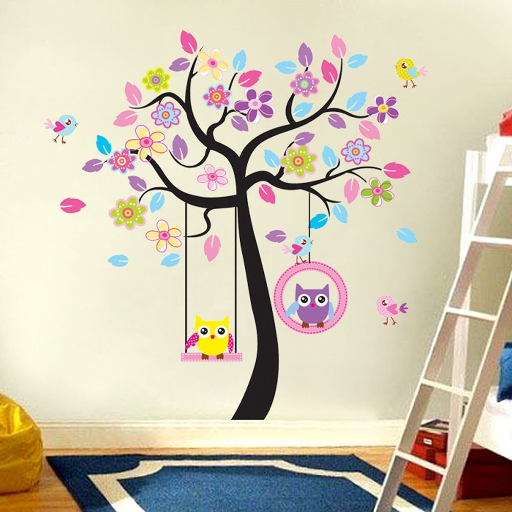 Cheap Owl Wall Stickers For Nursery Find Owl Wall Stickers For