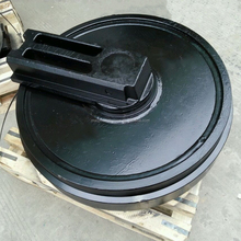 Front idler Assy for komatsu pc200 excavator parts