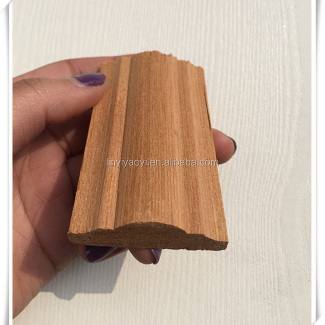 Wood Flooring Decoration Accessories T Moulding Overlap Reducer Stair Nosing  Quarter Round Molding