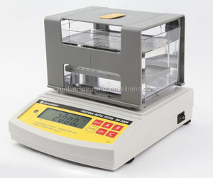 Gold and Silver Gold Purity Testing MACHINE