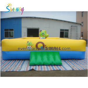 Pony Inflatable Bouncer , Small Inflatable Indoor Bouncer For Sale