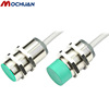 China price low high temperature DC 3wire npn pnp inductive proximity switch sensor