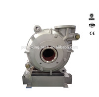 ISO certified slurry pump