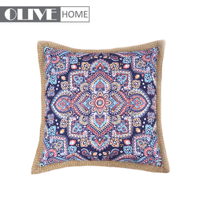 Hot Sell Home Cushion Water Repellent Fabric Daybed Outdoor Pillow
