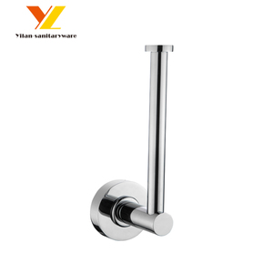 Bathroom Fittings Brass Chrome Bathroom Sanitary Items Wall Mounted Toilet Paper Holder