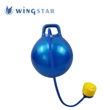 kids jump ball toy with handle