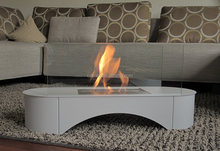 easy install latest ethanol outdoor freestanding fireplace with high quality