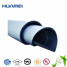 Flexible Nitrile Aluminum Foil-clad Rubber Foam insulation sheet and tube