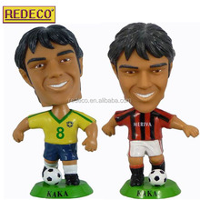 High quality promotional resin sports bobblehead,custom resin bobblehead for gift