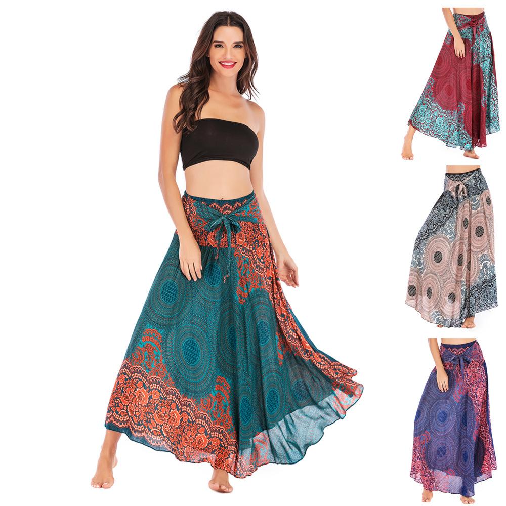 c90a7d286 Venta al por mayor patrones faldas largas-Compre online los mejores ...