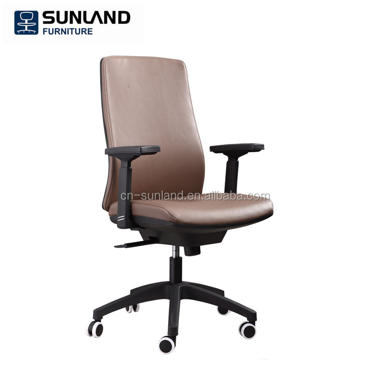 Super quality PU leather recliner office chair for fat people