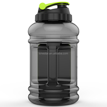 BLACK 2.5LWater Bottles Drinkware Type and Tritan Plastic Type 2.2L tritan water jar with wide mouth