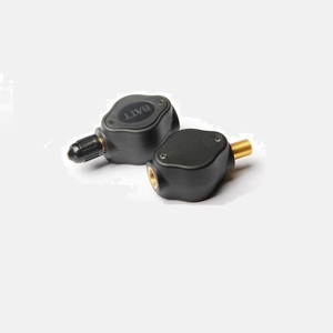 Directly inflatable tpms external sensor for buses, trucks, and RVs support  max 38 wheels