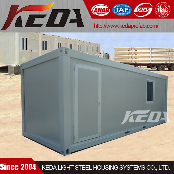 china low cost portable modular pre-made container house/container housing unit