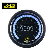 Various Types Competitive Price LED Display Digital Diesel RPM Tachometer