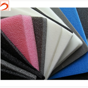 China wholesale Hot Colorful XPE Crosslinked Closed Cell Polyethylene Foam Underlay Sheet