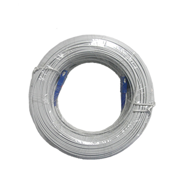 10/20/50/100/200m Fiber Optic Drop Cable Outdoor SC FTTH Patch Cable with Messager