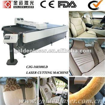 Car Seat Covers Making Machine
